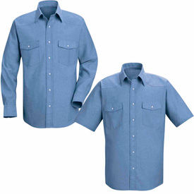 Red Kap® Deluxe Western Style Shirts