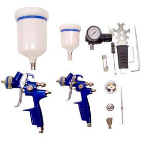 California Air Tool Spray Gun Kits & Accessories
