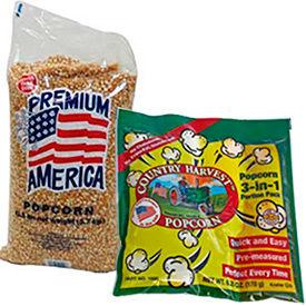 Popcorn Kernels & Kits
