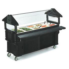 Carlisle Portable Food Bars