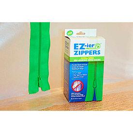Containment Zipper Doors