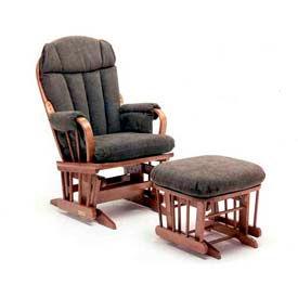 Medical Glider Rocker Chairs & Ottoman
