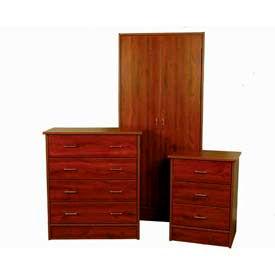 Monroe Series - Patient Room Furniture