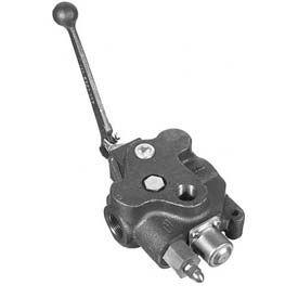 Directional Control Valves - 1 Spool, 2 Spool & 3 Spool