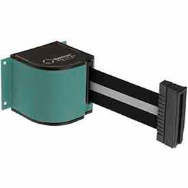 Lavi Industries 18' Beltrac® Wall-Mount Retractable Belt Barriers