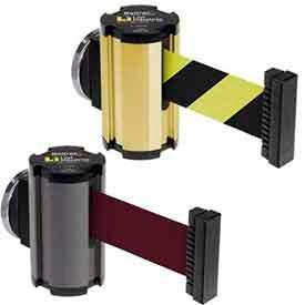 Lavi Industries 7' Magnetic Wall-Mount Retractable Belt Extension