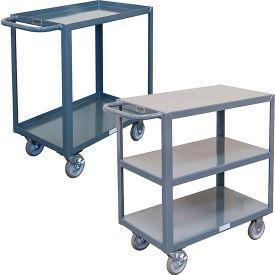 Steel Stock & Utility Carts - Welded