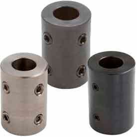 Climax Metal Set Screw Couplings With & W/O Keyway