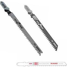 Bosch Universal & T-Shank Jigsaw Blades