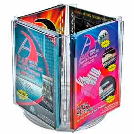 Azar Displays - Acrylic Counter Brochure & Literature Holders