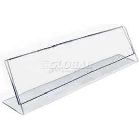 Azar Displays - Acrylic Sign Holders & Nameplates
