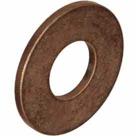 Oilube® Powdered Metal Bronze SAE841 Thrust Washers - INCH