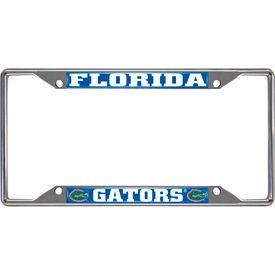 Fan Mats License Plate Frames