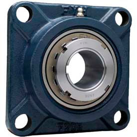 FYH Normal/Heavy Duty Four-Bolt Flange Mounted Ball Bearings W/Adapter Sleeves