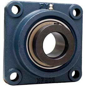 FYH Normal Duty Four-Bolt Flange Mounted Ball Bearings W/Eccentric Collars