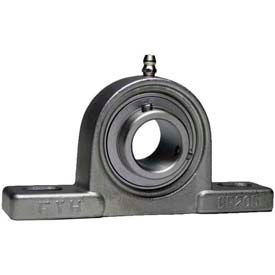FYH ND Set Screw Corrosion Resistant Pillow Block Mounted Ball Bearing