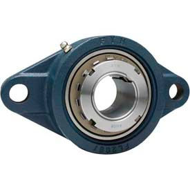 FYH Medium Duty Two-Bolt Flange Mounted Ball Bearings W/Adapter Sleeves