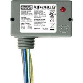 RIB® Pilot Relays 10-15 Amps