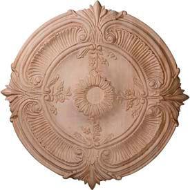 Ekena Ceiling Medallions - Wood, Cherry, Maple & Red Oak