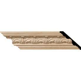 Ekena Crown Moulding - Wood