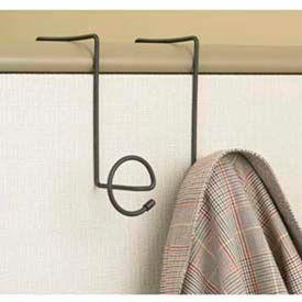Partition Panel Garment Hooks