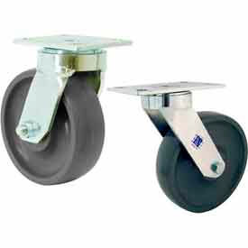RWM Freedom 48® Series Medium Duty Maintenance Free Casters