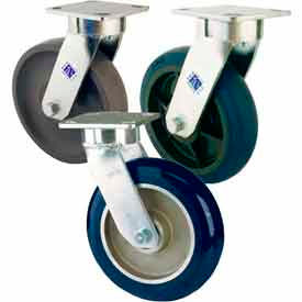 RWM 65 Series Heavy Duty Kingpinless™ Casters