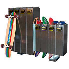 Skateboard and Scooter Lockers