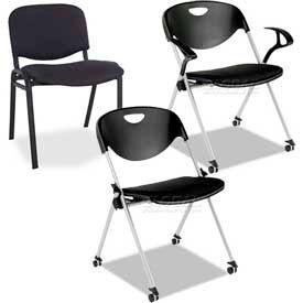 Alera® - Stacking & Nesting Chairs