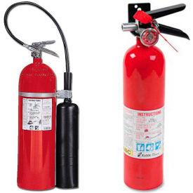 Kidde Dry Chemical & Carbon Dioxide Extinguishers