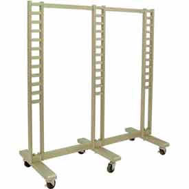 Ladder Rack Systems - Satin Nickel