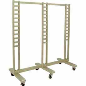 Ladder Rack Systems - Satin Nickel