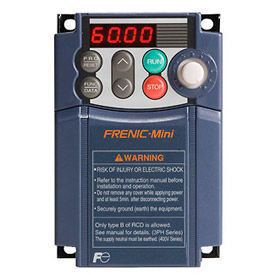 Fuji Frenic Mini and Multi Inverters