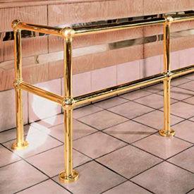 Brass Ball Railing Components