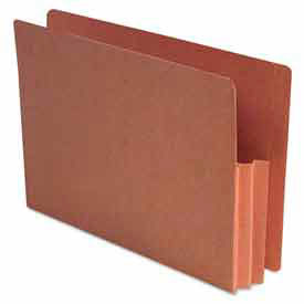 Expandable End Tab File Folders