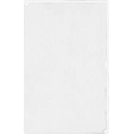 Clear Letter Folders