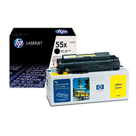 HP® Genuine OEM Toner Cartridges