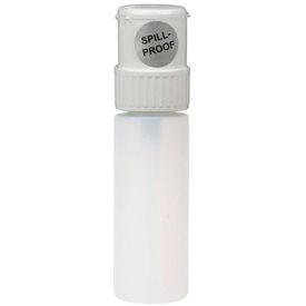 Spill-Proof Plastic Bottles With Twist-Lock Pump Dispensers