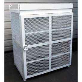 Gas Cylinder Cabinets - Heavy Duty Steel