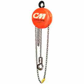 CM® Columbus McKinnon Cyclone Hand Chain Hoists