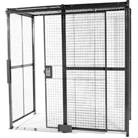 WireCrafters® Style 840 Wire Mesh Partitions - Design Your Own