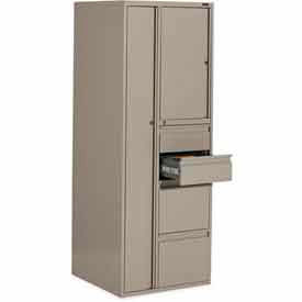 Global Industries 9100P Series Personal Storage Tower - 100 lb Shelf Capacity
