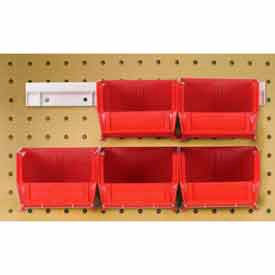 Quantum Storage Hanging & Stacking Bin with 12