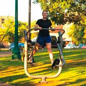 Aerobic Exercise Equipment