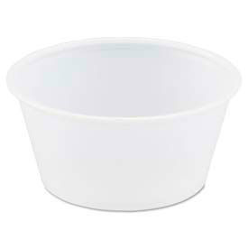 Polystyrene Portion Cups