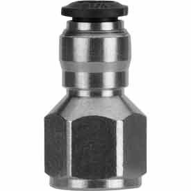 Alpha Fittings Straight Female Connectors