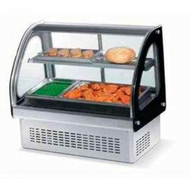 Heated Food Display Cases