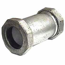 Galvanized Malleable Iron Compression Coupling