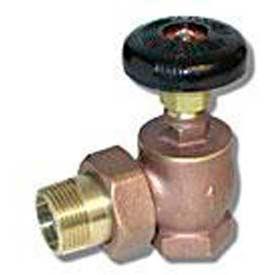 Brass Angle Steam Valves