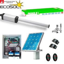 BFT® Solar Powered Ecosol Swing Gate Operators